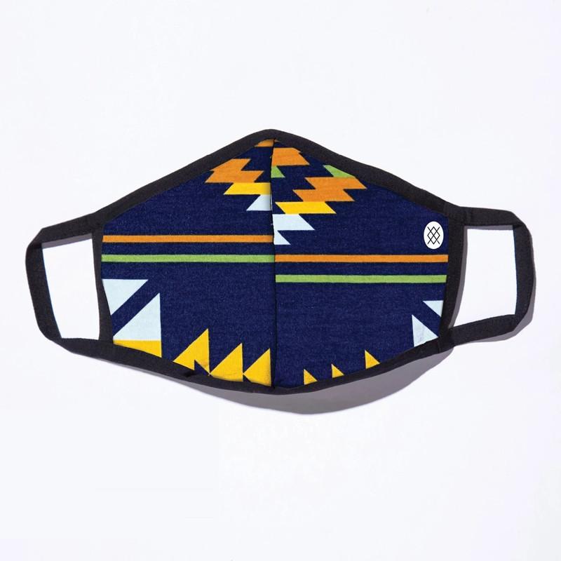 Mascarilla Stance: Guided Mask (Navy)