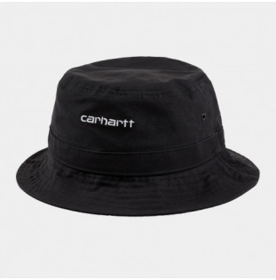 Gorro Carhartt: Script Bucket Hat (Black White) Carhartt - 1