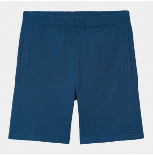Bermuda Carhartt: Pocket Sweat Short (Shore)