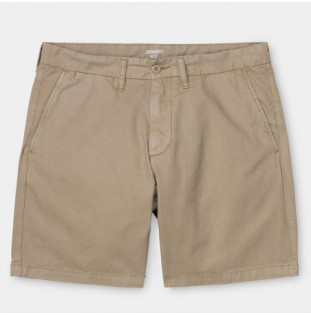 Bermuda Carhartt: John Short (Leather)