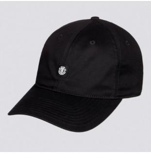Gorra Element: Fluky Dad Cap (All Black)