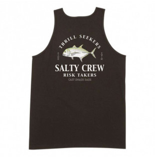 Camiseta Salty Crew: Gt Tank (Black) Salty Crew - 1