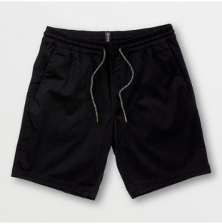 Bermuda Volcom: Frickin Ew Short 19 (Black)