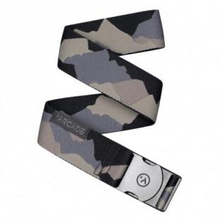 Cinturón Arcade: Ranger (Grey Peaks Camo)