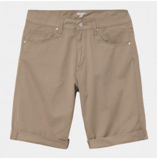 Bermuda Carhartt: Swell Short (Leather) Carhartt - 1