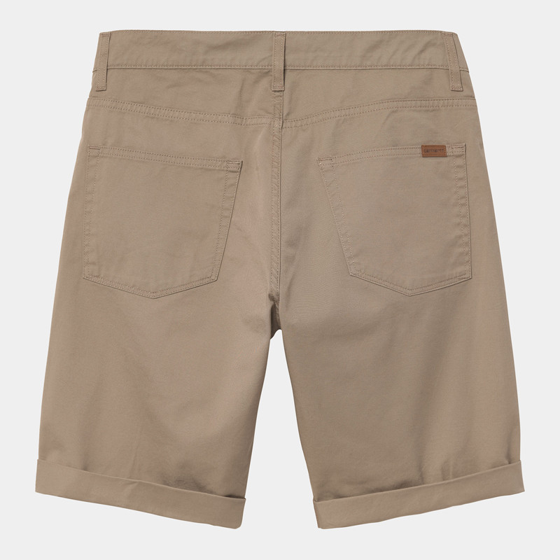Bermuda Carhartt: Swell Short (Leather)