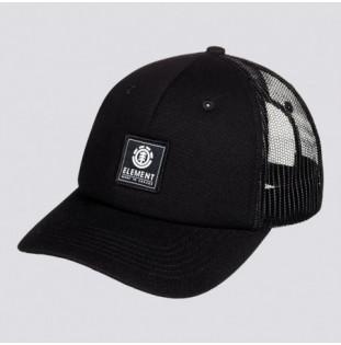 Gorra Element: Icon Mesh Cap (All Black)