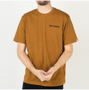Camiseta Element: Blazin Chest SS (Gold Brown) Element - 1