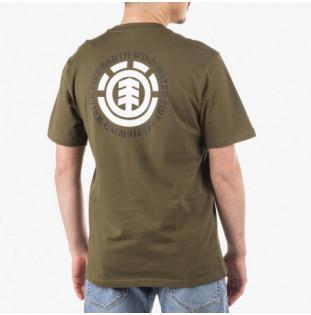 Camiseta Element: Seal Bp SS (Army) Element - 1
