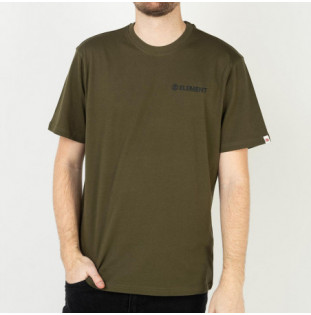 Camiseta Element: Blazin Chest SS (Army) Element - 1