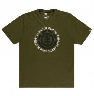 Camiseta Element: Seal SS (Army) Element - 1