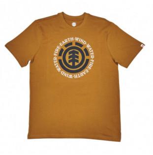 Camiseta Element: Seal SS (Gold Brown) Element - 1