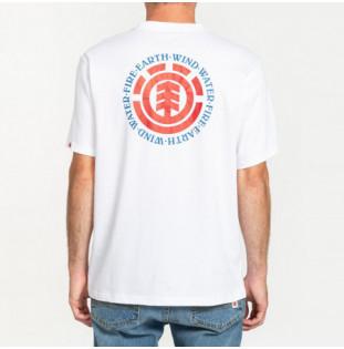 Camiseta Element: Seal Bp SS (Optic White) Element - 1