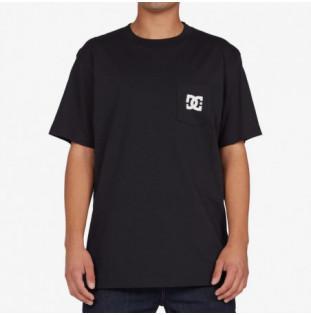 Camiseta DC Shoes: Star Pocket HSS (Black)