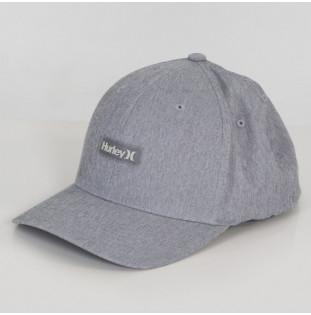 Gorra Hurley: M H2O Dri Redondo Hat (Grey Htr)
