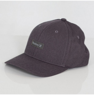 Gorra Hurley: M H2O Dri Redondo Hat (Black)