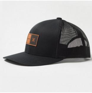 Gorra Hurley: M Fairway Trucker Hat (Black)