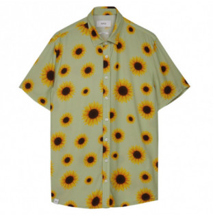 Camisa Makia: Common SS Shirt (Light Green)