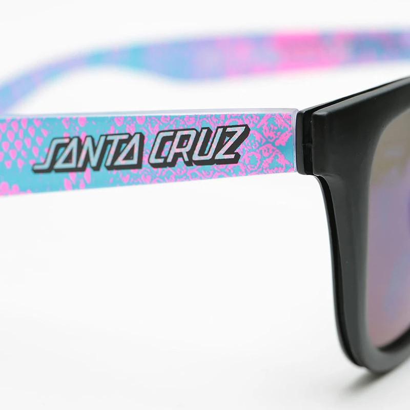 Gafas Santa Cruz: Snake Strip (Black)