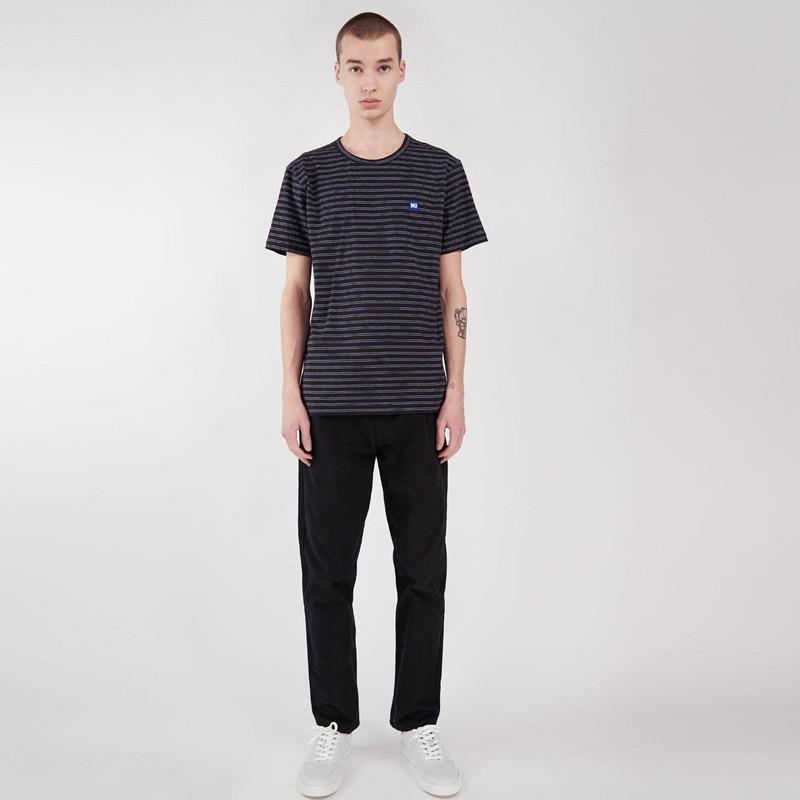 Camiseta Makia: Trek T shirt (BLACK)