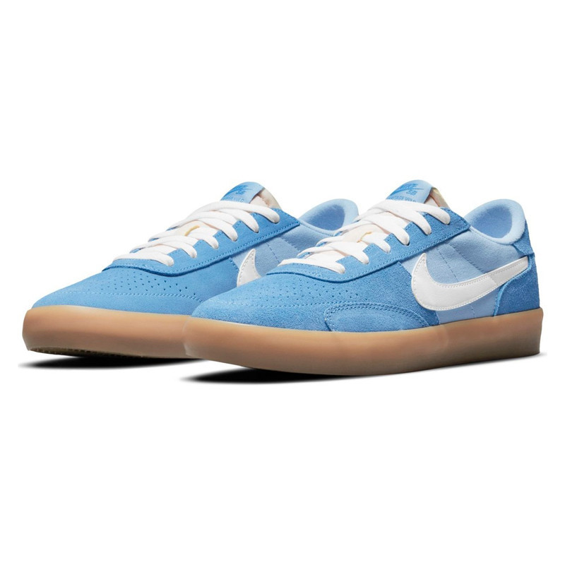 Zapatillas Nike: Heritage Vulc (Coast Wht Psychic Blu Wht)