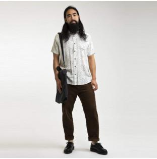Camisa Rhythm: Varsha SS Shirt (Natural)