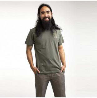 Camiseta Rhythm: Orchid T-Shirt (Olive) Rhythm - 1
