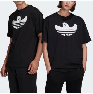 Camiseta Adidas: SS G SHMOO TEE (NEGRO) Adidas - 01