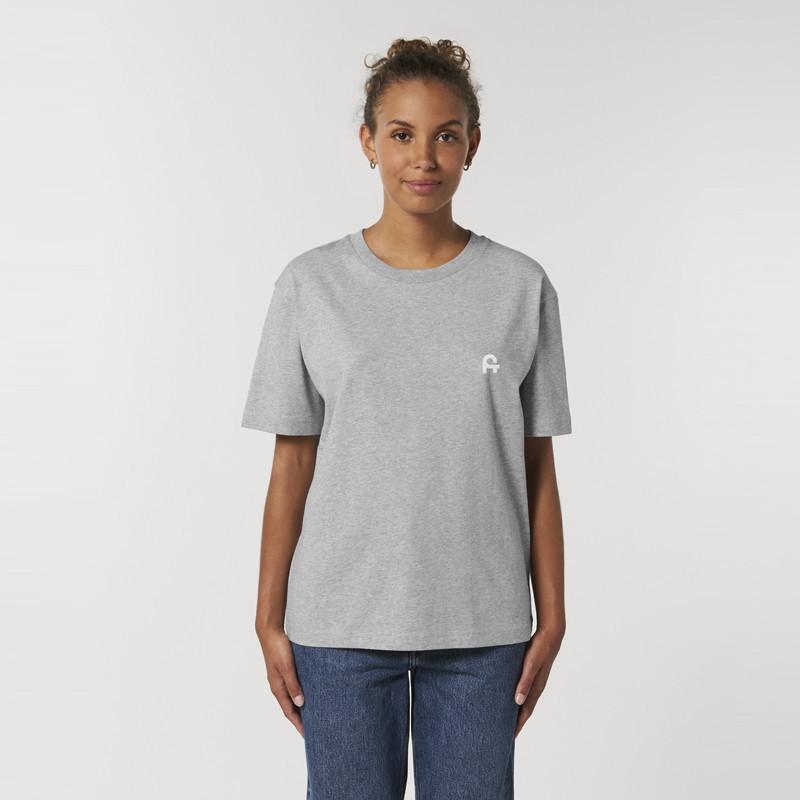 Camiseta Atlas: 634 Tee (Heather Grey)
