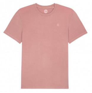 Camiseta Atlas: Vintage Bi Tee (G Dyed Canyon Pink) Atlas - 1