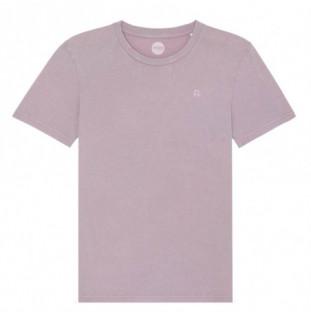 Camiseta Atlas: Vintage Bi Tee (G Dyed Lilac Petal) Atlas - 1