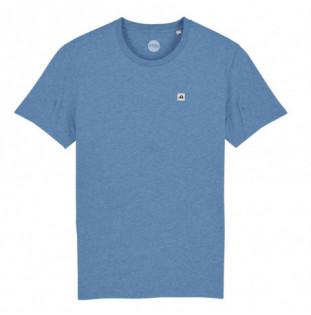 Camiseta Atlas: San Francisco Tee (Mid Heather Blue) Atlas - 1