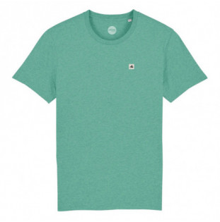 Camiseta Atlas: San Francisco Tee (Mid Heather Green)