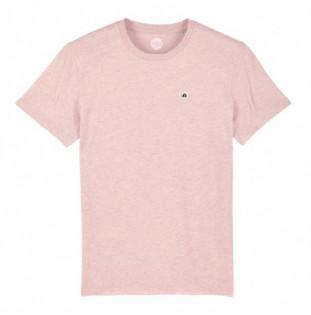 Camiseta Atlas: San Francisco Tee (Cream Heather Pink)