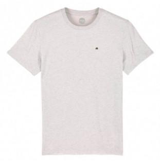 Camiseta Atlas: San Francisco Tee (Cream Heather Grey)