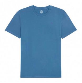 Camiseta Atlas: Vintage Bi Tee (G Dyed Cadet Blue) Atlas - 1