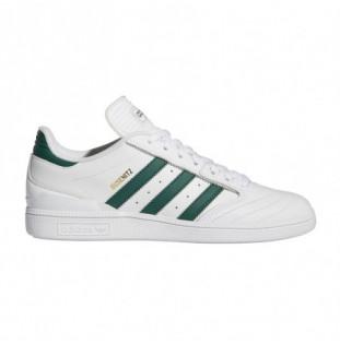 Zapatillas Adidas: Busenitz (Fw Wht Colleg Green Fw Wht) Adidas - 1
