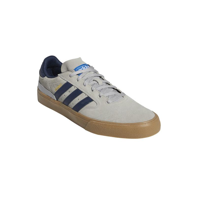 Zapatillas Adidas: Busenitz Vulc II (Grey 2 Colleg Navy Gum)