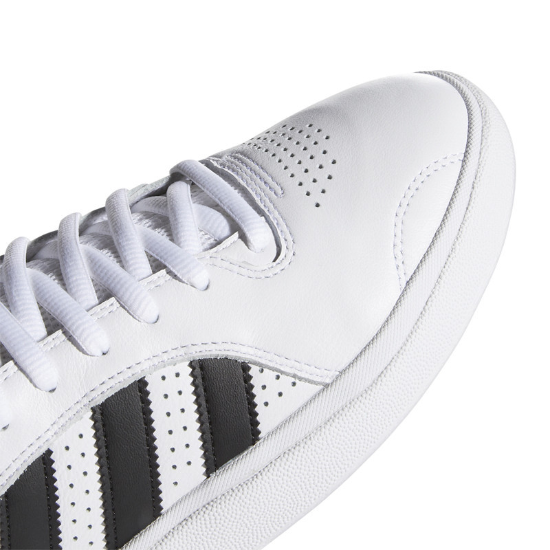 Zapatillas Adidas: Tyshawn (Ftwr White Core Black Ftwr White)