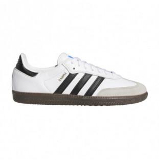 Zapatillas Adidas: Samba ADV (Ftwr White Core Black Gum5) Adidas - 1