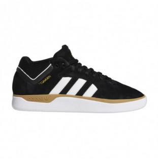 Zapatillas Adidas: Tyshawn (Ftwr Black Gum) Adidas - 1