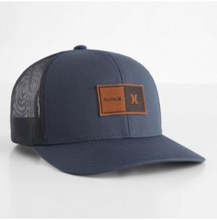 Gorra Hurley: M Fairway Trucker Hat (Obsidian)