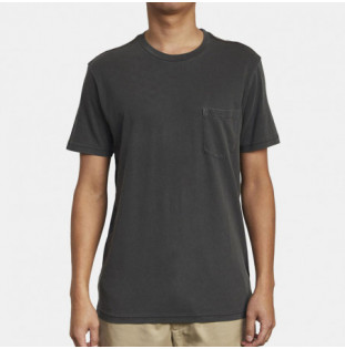 Camiseta RVCA: Ptc 2 Pigment SS (Pirate Black) RVCA - 1