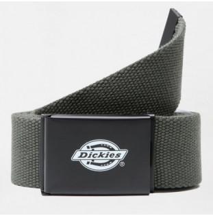 Cinturón Dickies: Orcutt  Webbing Belt (Olive Green) Dickies - 1