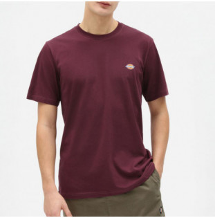Camiseta Dickies: SS Mapleton TShirt (Maroon) Dickies - 1
