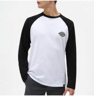 Camiseta Dickies: LS Cologne (Black) Dickies - 1
