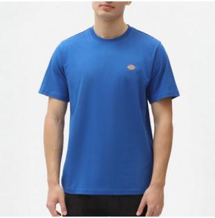 Camiseta Dickies: SS Mapleton TShirt (True Blue) Dickies - 1