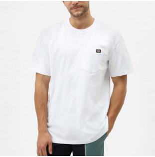 Camiseta Dickies: Porterdale Tshirt Mens (White) Dickies - 1