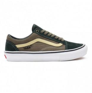 Zapatillas Vans: Skate Old Skool (Scarab Military) Vans - 1