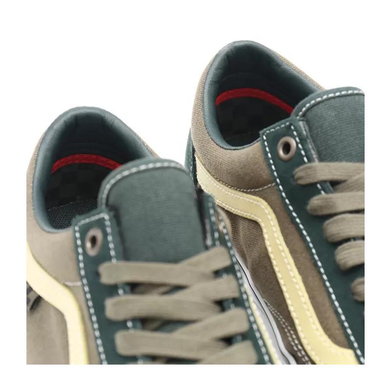 Zapatillas Vans: Skate Old Skool (Scarab Military)
